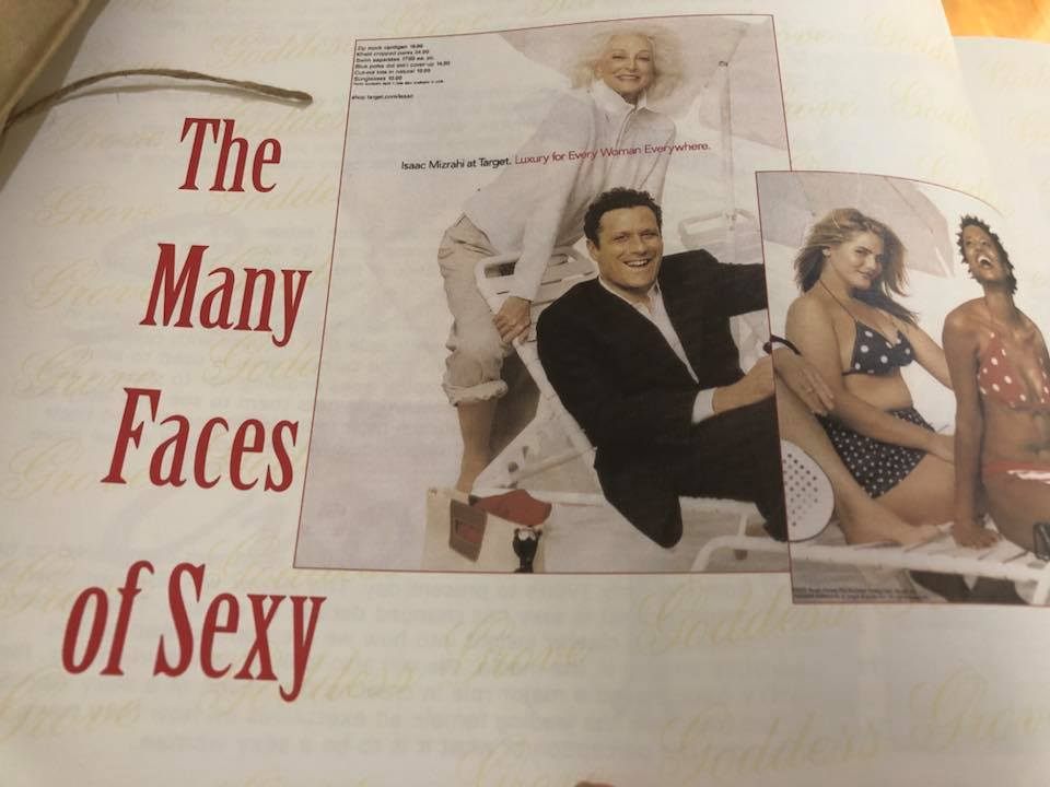 The Many Faces of Sexy